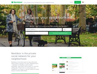 macemeadow.nextdoor.com screenshot