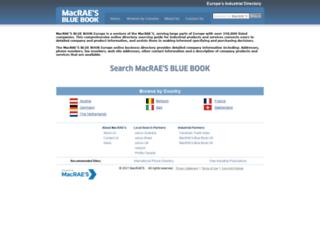 maceuro.com screenshot