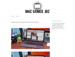 macgames.biz screenshot