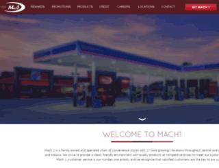 mach1.encryptedrequest.com screenshot