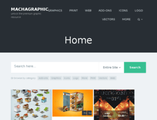 machagraphic.com screenshot