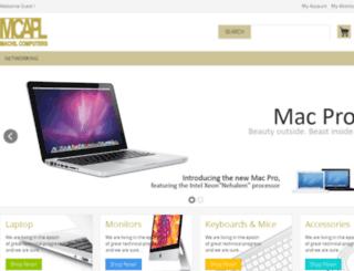 machilcomputers.com.ng screenshot