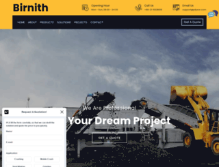 machinagroup.pl screenshot