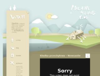 machine4living.com screenshot