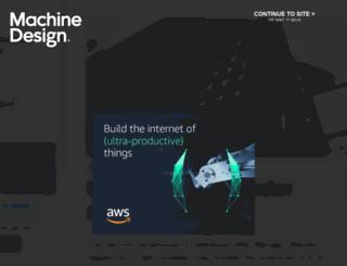 machinedesign.com screenshot