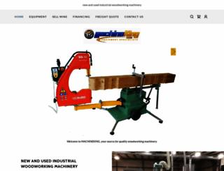 machineking.com screenshot