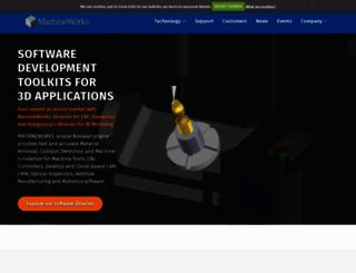 machineworks.com screenshot