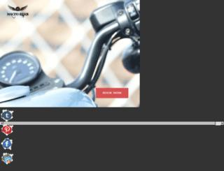 machorides.com screenshot