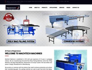machtechmachines.com screenshot