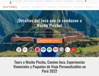 machupicchu-tours-peru.com screenshot