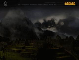 machutravelperu.com screenshot