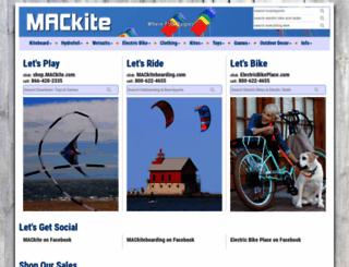 mackite.com screenshot