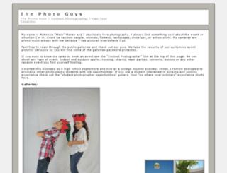 mackphotography.exposuremanager.com screenshot