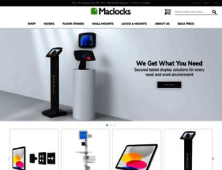 maclocks.ca screenshot