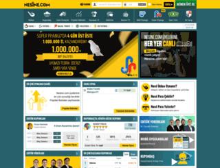 macmerkezi.nesine.com screenshot