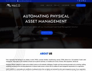 macoinfotech.com screenshot