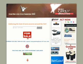 maconlysource.com screenshot