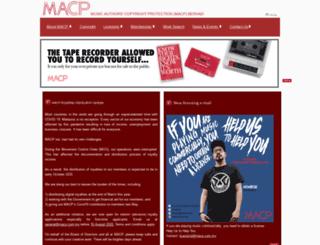 macp.com.my screenshot