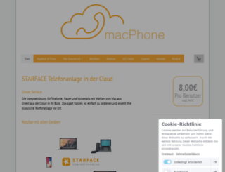 macphone.de screenshot
