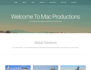 macproductions.net screenshot