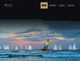 macrolific.com screenshot