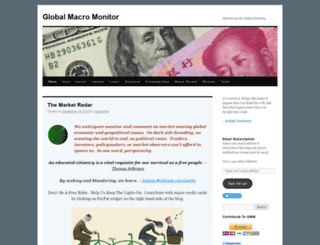 macromon.wordpress.com screenshot
