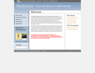 macses.ucsf.edu screenshot