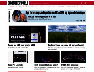 macworld.no screenshot