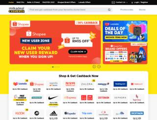 mad-email.com screenshot