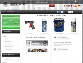 mad4plastidip.com screenshot