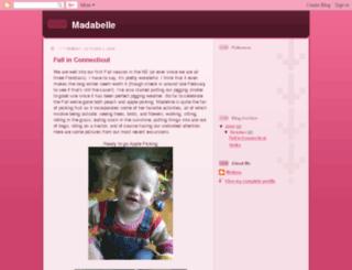 madabelle.com screenshot