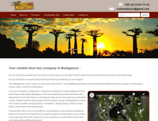 madagascar-tour.com screenshot