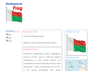 madagascar.facts.co screenshot