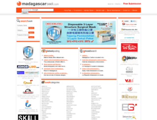 madagascarseek.com screenshot