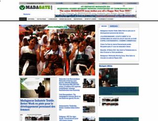 madagate.org screenshot