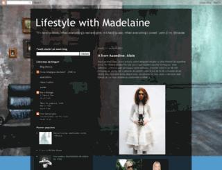 madalinad.blogspot.com screenshot