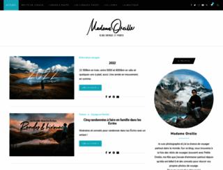 madame-oreille.com screenshot