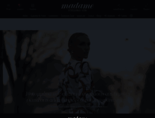 madamefigaro.gr screenshot