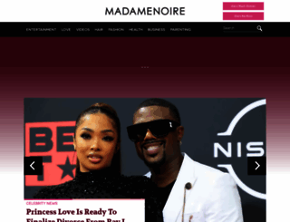 madamenoire.com screenshot