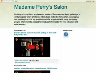 madameperryssalon.blogspot.com screenshot