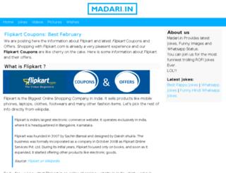 madari.in screenshot