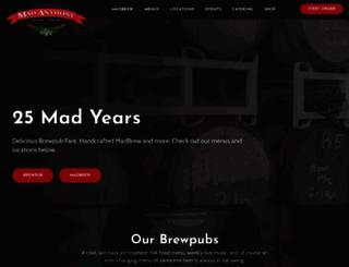 madbrew.com screenshot