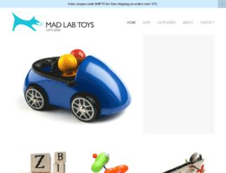 madcattoys.com screenshot