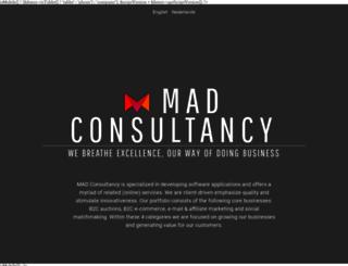 madconsultancy.nl screenshot