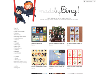 madebybing.storenvy.com screenshot