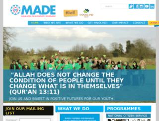 madeineurope.org.uk screenshot