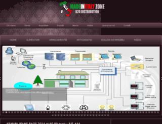 madeinitalyzone.com screenshot