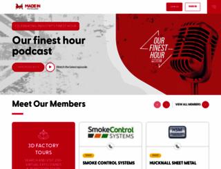 madeinthemidlands.com screenshot