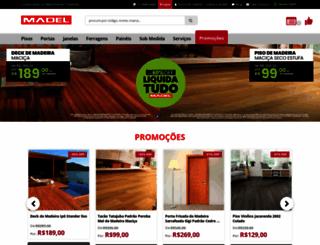 madel.com.br screenshot