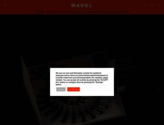 madel.com screenshot